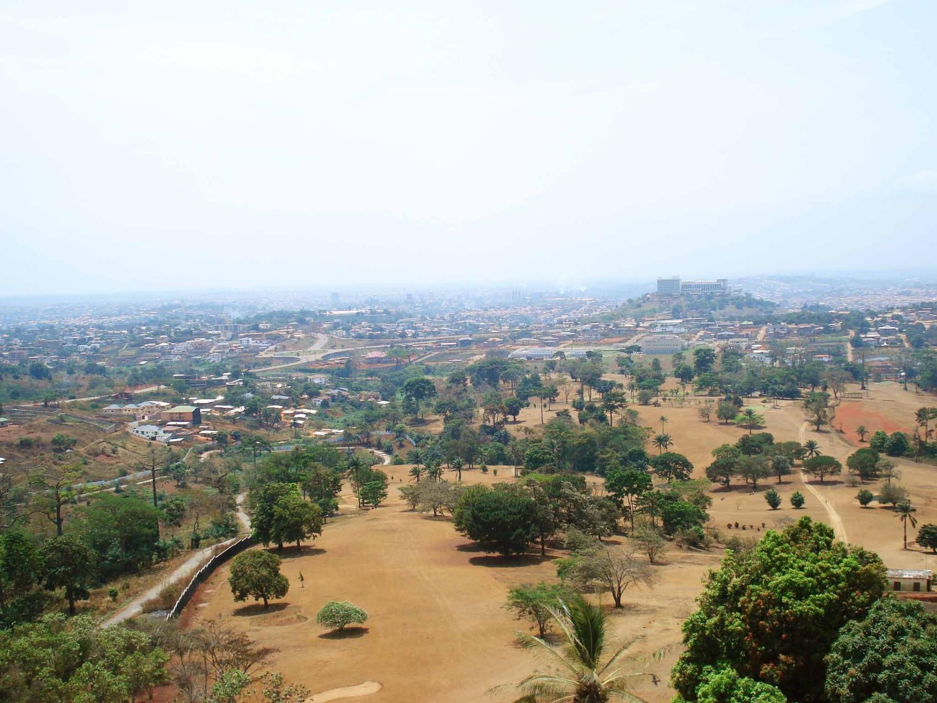 blik op Yaounde